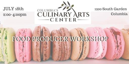 New Food Producers Workshop!