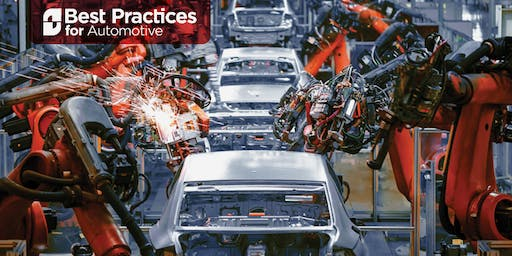 Best Practices for Automotive, Oct. 7-8