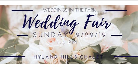 Three Rivers Parks Wedding Fair tickets