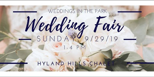 Three Rivers Parks Wedding Fair
