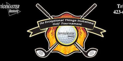 "The 2nd Annual ""Exceptional Open"" Golf Tournament"