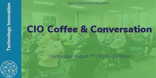 CIO Coffee and Conversation