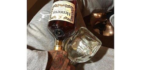 Patron & Hennessy presents KICKBACK w/ DRINKING GAMES tickets