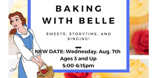 Baking with Belle: Session 2