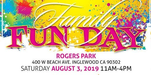 Giving Youth Opportunities Annual Family Fun Day & Back to School Give Away