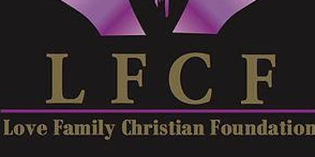 Love Family Faith in Action Banquet tickets