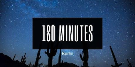 180 Minutes w/ Pauli Pocket Tickets