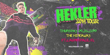 AAMF X Power House Presents: HEKLER tickets