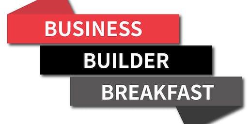 Business Builder Breakfast: Back to School Strategies