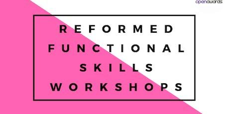Reformed Functional Skills Workshop - Maths (Entry 1 – Level 2) tickets