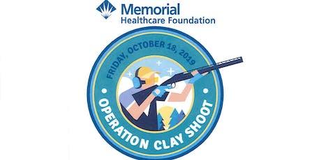 Operation Clay Shoot tickets