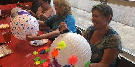 Glow Lantern Workshop- Livingston tickets