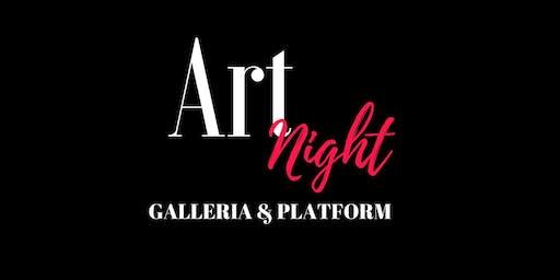 Art Night Experience: Speakeasy