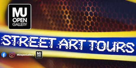MU Open Gallery Street Art Tours bilhetes