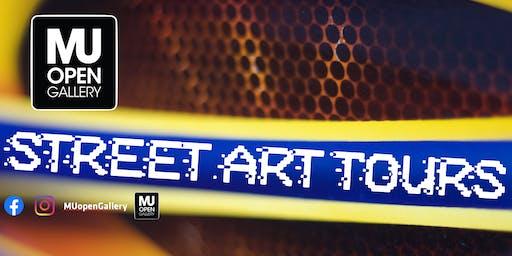 MU Open Gallery Street Art Tours