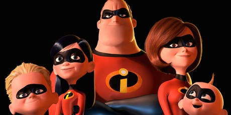 Friday 2 August Screening: Incredibles 2 tickets