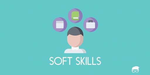 Self-Presentation, Team Building; Safety - Soft Skills Academy - 2nd Workshop