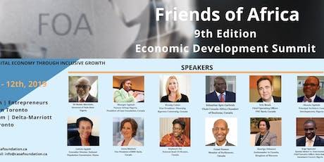 Friends of Africa  2019 (FOA 2019) tickets
