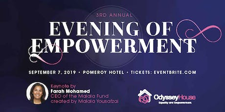 3rd Annual Evening of Empowerment tickets