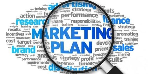 MARKETING STRATEGY FOR SMALL BUSINESS - FREE WORKSHOP