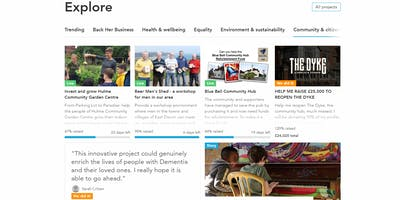 Successful crowdfunding for your charity or social enterprise