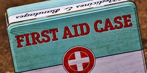 1-Day Emergency First Aid at Work (EFAW) Training