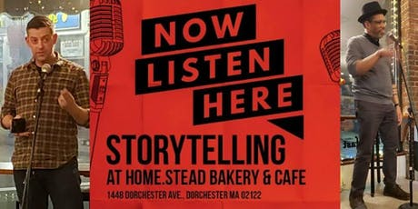 Now Listen Here Storytelling tickets