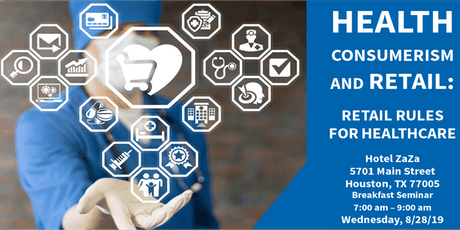 Health Consumerism's Impact on Healthcare: A Retail Guide for Growth tickets