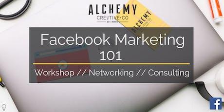 Facebook Marketing 101 tickets