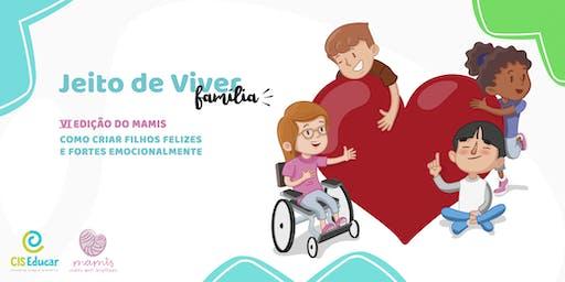 [RIBEIRÃO PRETO/SP] Encontro Febracis e Mamis... Mães que Inspiram 23/07