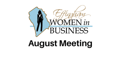 EWIB August 2019 Meeting