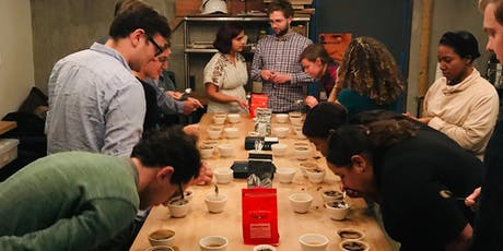 coffee cupping & triangulation w/ abakedjoint & Intelligentsia tickets