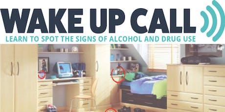 Wake Up Call Presentation - Marquette University High School tickets