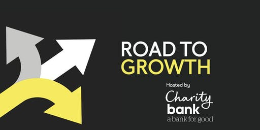 Road to Growth: Derby - FREE Event for Charities & Social Enterprises