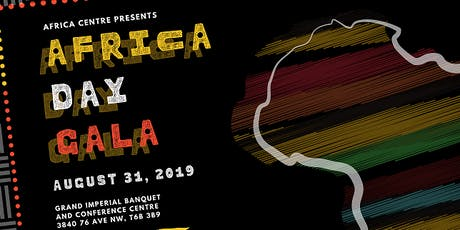 Africa Day Gala 2019 tickets