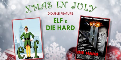 Xmas in July: ELF + DIE HARD, double feature tickets