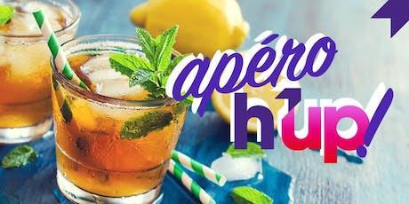 Apéro h'up entrepreneurs Auvergne-Rhône-Alpes billets