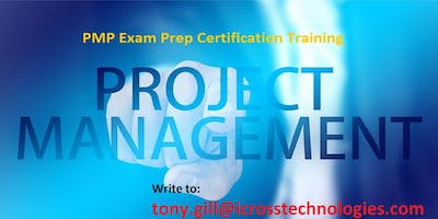 PMP (Project Management) Certification Training in Medicine Hat, AB