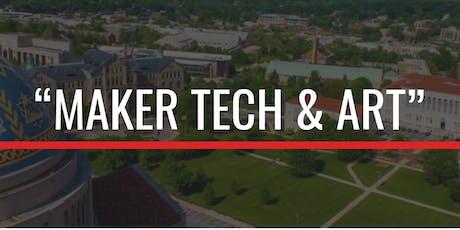 Maker Tech & Art tickets