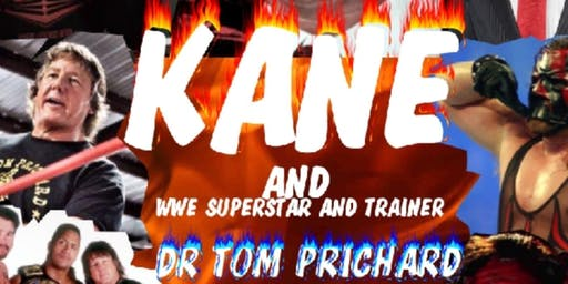ACW  presents WWE superstar KANE live in Hannibal Mo.