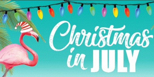 Christmas in July Business After Hours & Networking with HGBA!