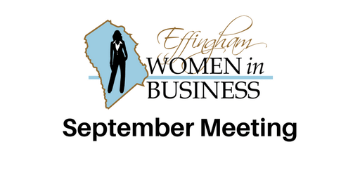 EWIB September 2019 Meeting