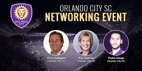 Orlando City SC Teammate Networking Event (Presented by TeamWork Online) tickets