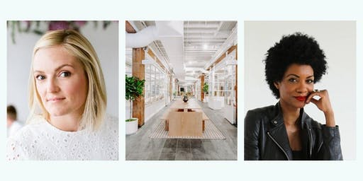 Happy Hour at Bruto + BOH in Free Market with Annie Bloj & Esther Lee Leach