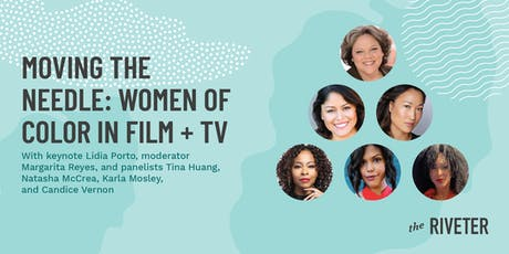 Moving the Needle:  Women of Color in Film and TV tickets