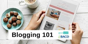 Blogging 101: connecting to your stakeholders and...