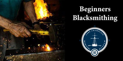 Beginners Blacksmithing (2-Day) with Mike Imrie, September 14 &15, 2019