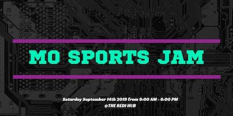 MO Sports Jam tickets