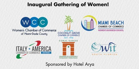 Inaugural Gathering of Women tickets