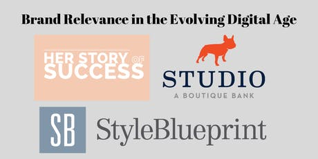 Brand Relevance in the Evolving Digital Age tickets